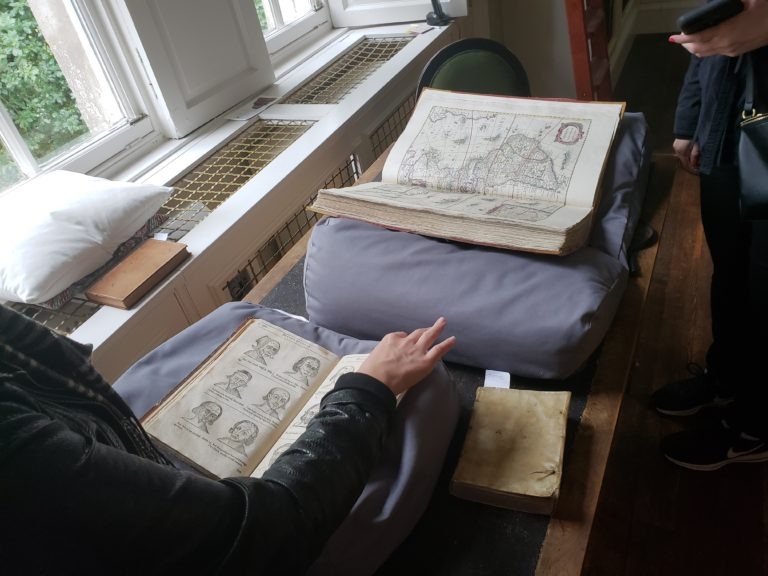 Innerpeffray Library Tour, July 2018